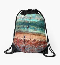 Out of Africa Drawstring Bag