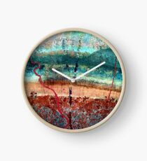 Out of Africa Clock
