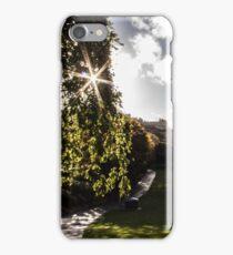 Princess Garden - Empty Autumn iPhone Case/Skin