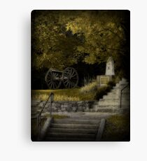 Winstead Hill... Canvas Print