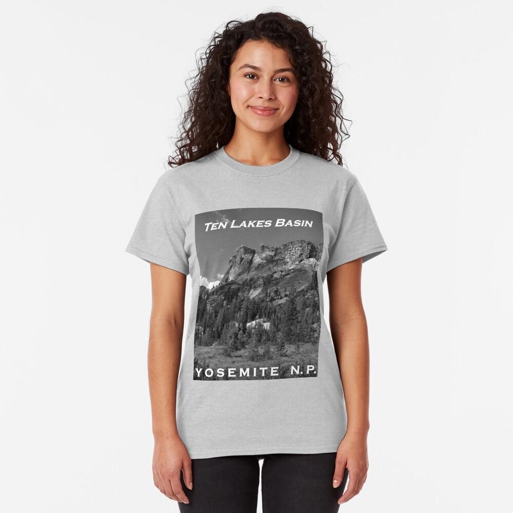Ten Lakes Basin - Yosemite N.P. Classic T-Shirt