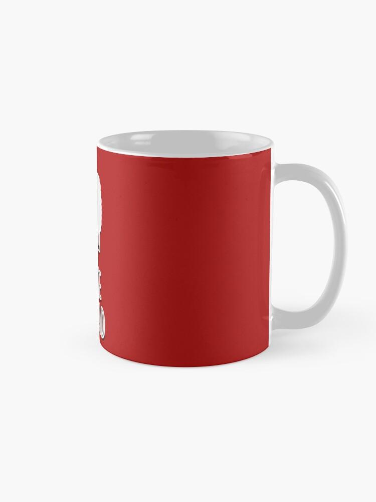 Alternate view of Fleece Navidad Mug