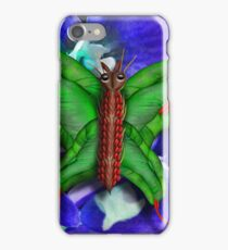 Chop Sticks and Fingers Butterfly iPhone Case/Skin