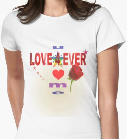 U 4 Me- Love Forever T-Shirt