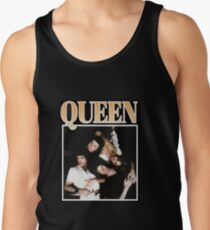 Camiseta de tirantes Vintage 90's Queen