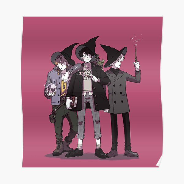 Witch Boys Poster