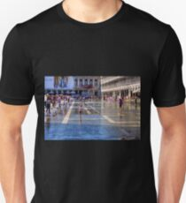 Paddling in Piazza San Marco T-Shirt