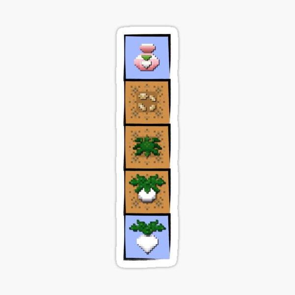 Digital Farmer - Turnip Sticker