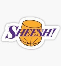 LaSheesh! Sticker