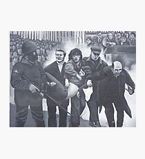 Bloody Sunday Photographic Print