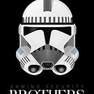 Kamino Security Clone Trooper - Brothers by nothinguntried