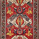 Dragon Sumakh Antique East Caucasus Kuba Rug by Vicky Brago-Mitchell