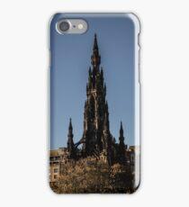 Scott Monument - Neo Gothic iPhone Case/Skin