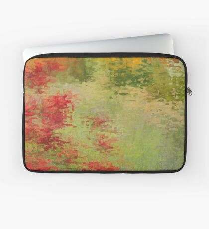 Summer Blooms Laptop Sleeve
