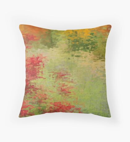 Summer Blooms Floor Pillow