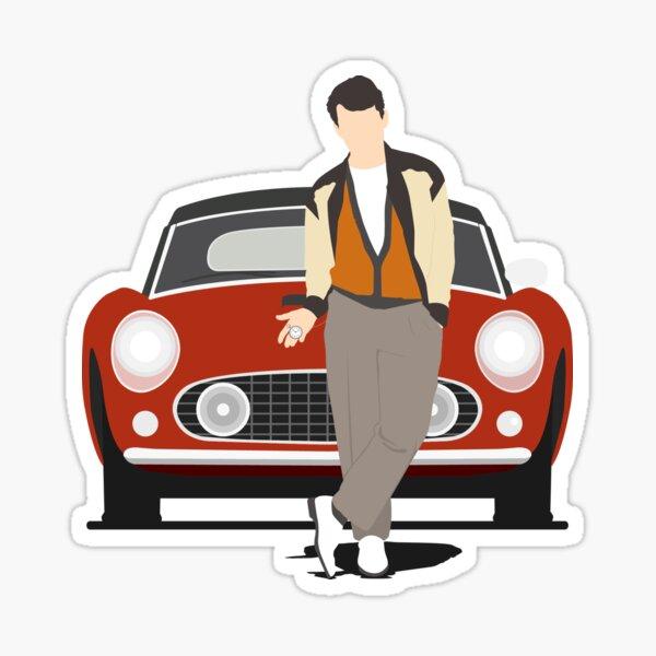 Ferris Bueller's Day Off Sticker
