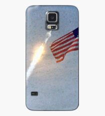 Lift Off - Apollo 11 Artwork / Digital Painting Case/Skin for Samsung Galaxy
