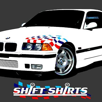 LTW - E36 Lightweight by ShiftShirts