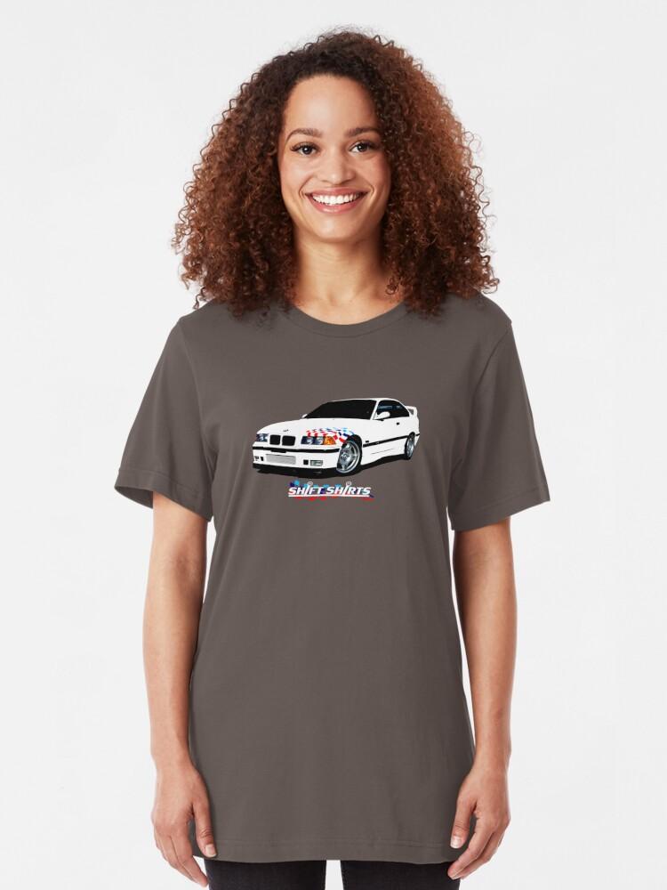 Alternate view of LTW - E36 Lightweight Slim Fit T-Shirt