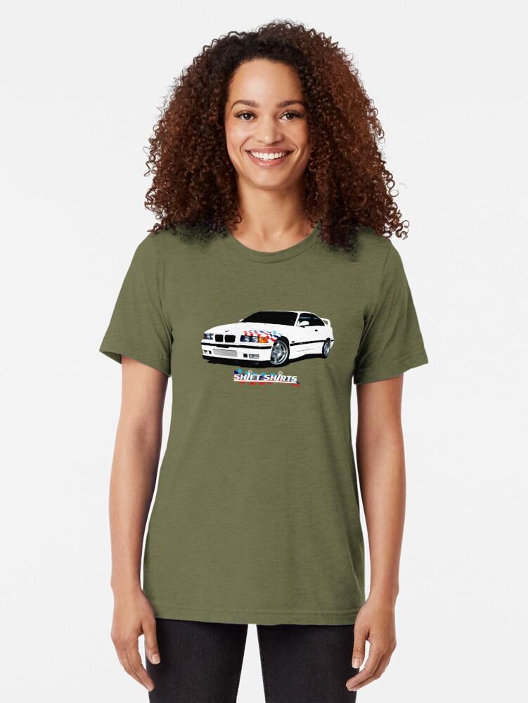 Alternate view of LTW - E36 Lightweight Tri-blend T-Shirt
