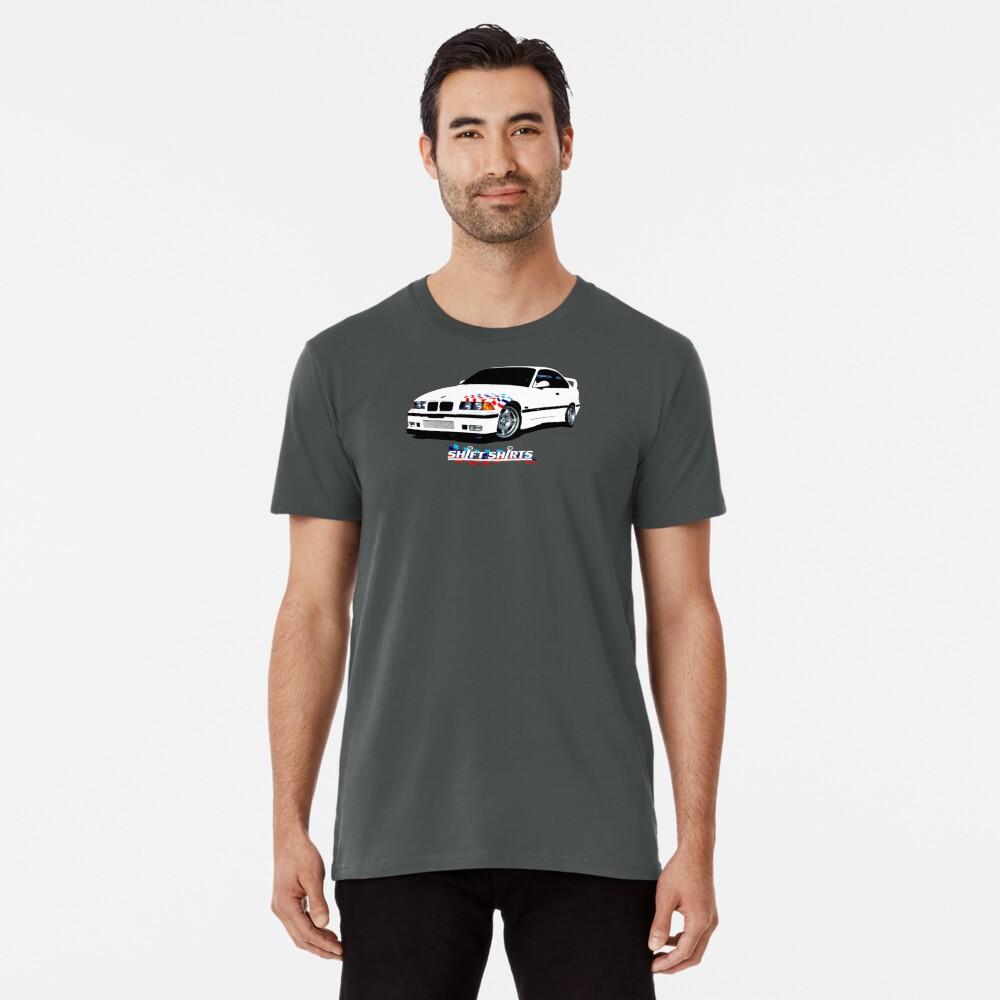 LTW - E36 Lightweight Premium T-Shirt