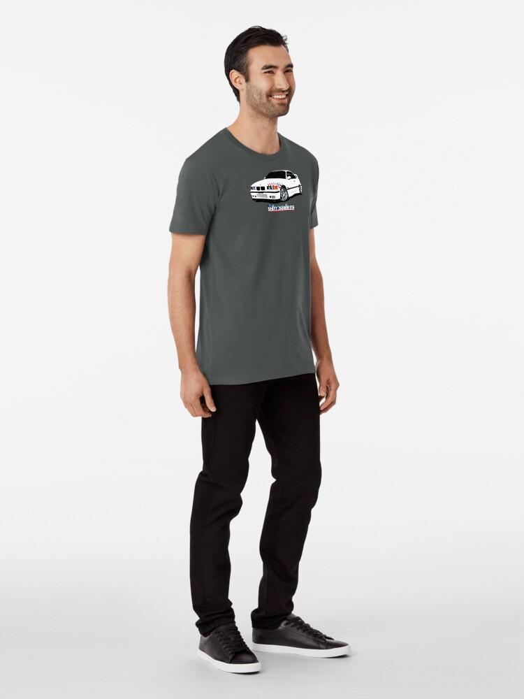 Alternate view of LTW - E36 Lightweight Premium T-Shirt