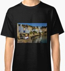 Early Morning at Mousehole, Cornwall Classic T-Shirt