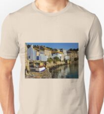 Early Morning at Mousehole, Cornwall Unisex T-Shirt