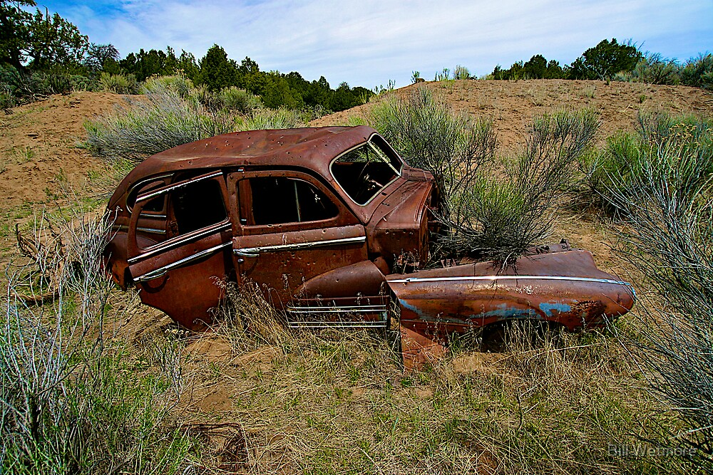 Getaway Car Problems by Bill Wetmore