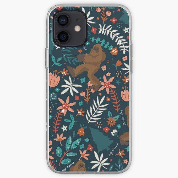 Bigfoot Keep it Weird iPhone Soft Case