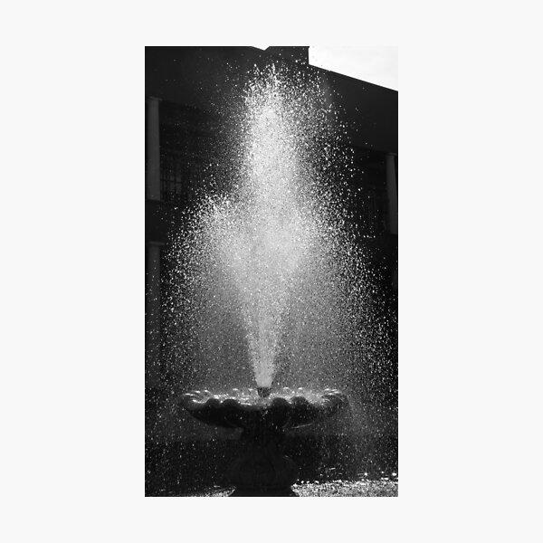 Fountain Drink - Charleston, S.C. Photographic Print