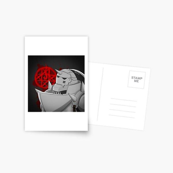 Alphonse Elric Postcard