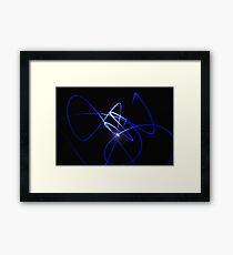Lámina enmarcada Entrelazamiento cuántico