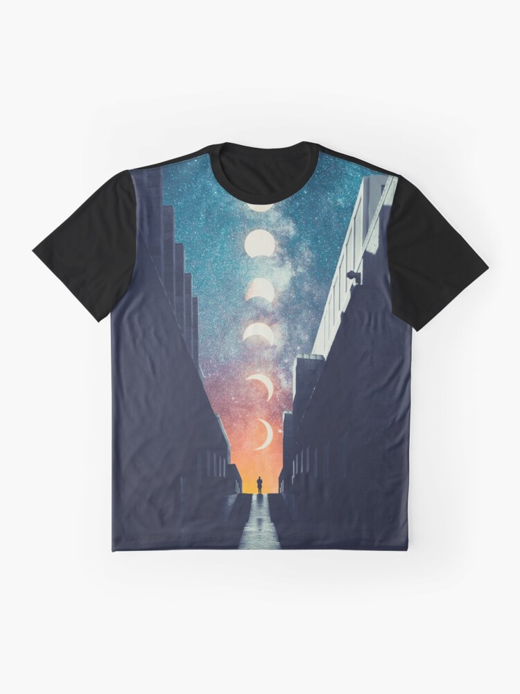 Alternate view of Soliloquy Graphic T-Shirt