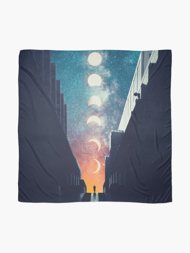 Alternate view of Soliloquy Scarf