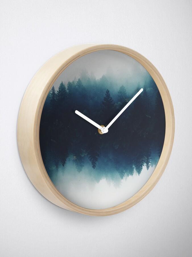 Alternate view of Juxtapose Clock