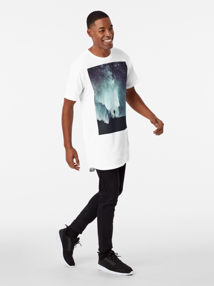 Alternate view of Northern Long T-Shirt