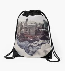 Contradiction Drawstring Bag