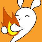 Pyromaniac Pooka by Frank Pena