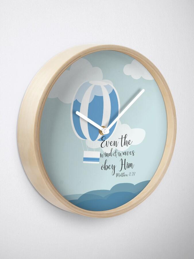 Alternative Ansicht von Sogar die WIND & WAVES gehorchen IHM Uhr