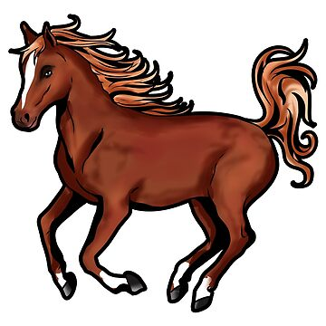 Arabian horse horseriding pony present by Moonpie90
