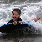 Catching a Wave by Jazzyjane
