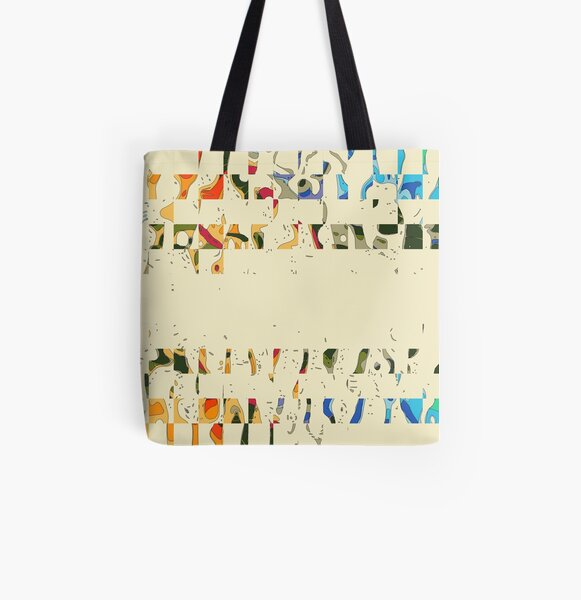 Epitaph for Moebius All Over Print Tote Bag