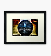 Definitely NOT a Bouncy Ball Framed Print