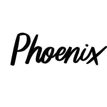 Phoenix Arizona Black de ehoehenr