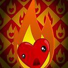 Burnin' Love by Frank Pena