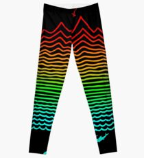 High Up Above And Down Below Leggings