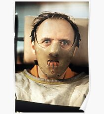 Hannibal Lecter Poster