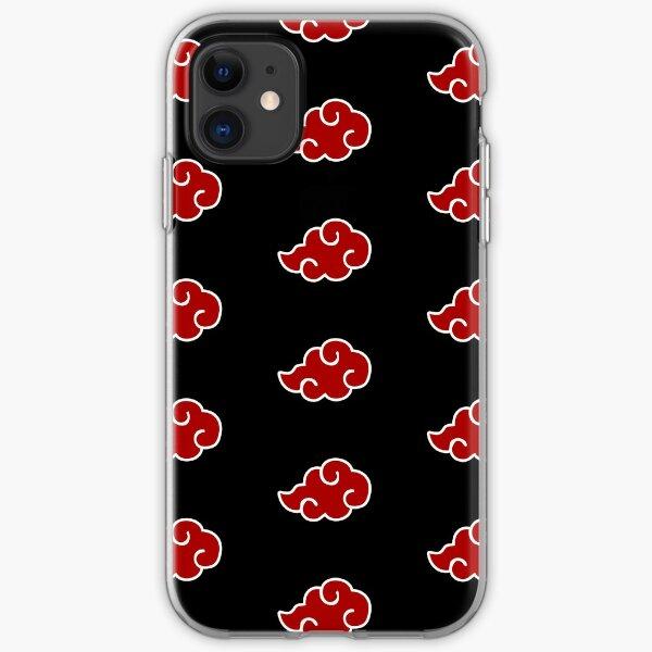 Die rote Wolke iPhone Flexible Hülle