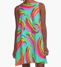 BANANAS A-Line Dress